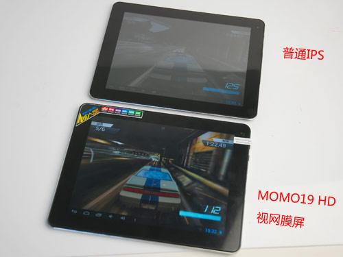 游戏娱乐更惊艳 MOMO19 HD视网膜屏游戏体验