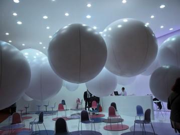 灵感配创意 米兰国际家居展照明欣赏