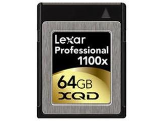 雷克沙XQD卡 1100X(64GB)