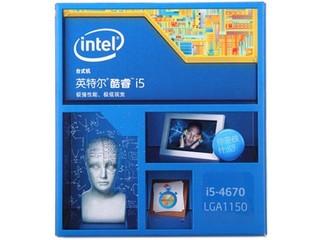 Intel 酷睿i5 4670K