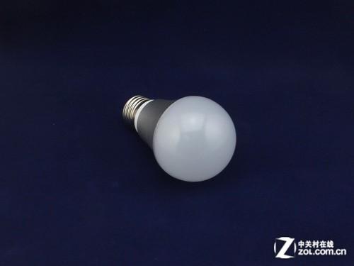 29元性价比如何 清华同方LED灯泡首测
