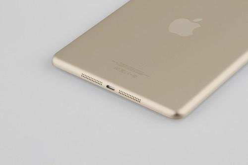 iPad mini 2也有土豪金?高清谍照曝光
