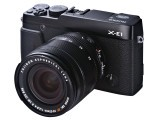 富士X-E1套机(XC16-50mm)