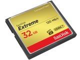 闪迪至尊极速CompactFlash卡(32GB)SDCFXS-032G