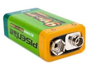品胜9V 250mAh 镍氢充电电池