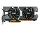 蓝宝石R9 280X 3G GDDR5 白金版 OC