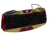 宜博钢铁侠3游戏键盘