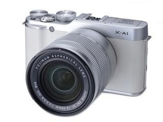 富士X-A1套机(XC16-50mm)白色限量版