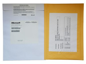 Microsoft SQL 2008 标准版 5用户