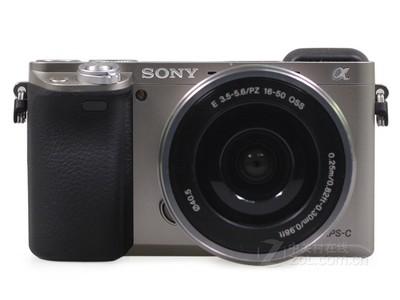索尼(SONY)ILCE-6000 APS-C微单机身 黑色(2430万有效像素 a6000/α6000)