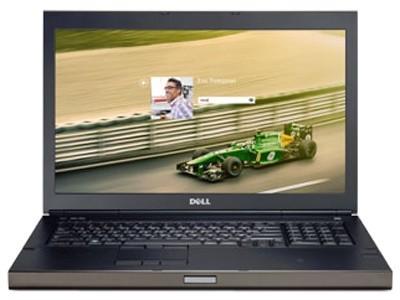 戴尔 Precision M6800 系列(酷睿i7-4900MQ/16GB/256GB/M6100)