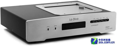 意大利手工制作 aqua La Diva CD机