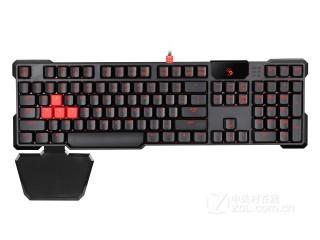 血手幽灵B540快步炫光全机械键盘