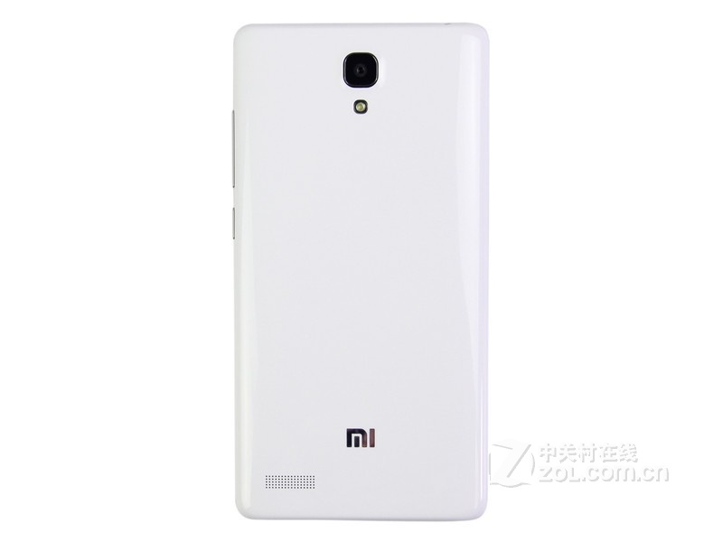 小米红米Note(增强版/移动3G/2GB RAM)整体外观图