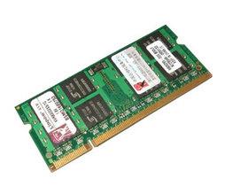金士顿1GB DDR2 800(笔记本)