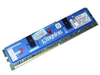 金士顿1GB DDR2 800(HyperX)