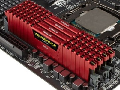 海盗船16GB DDR4 2666(CMK16GX4M4A2666C15R)