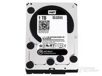 西部数据1TB 7200转 64MB SATA3 黑盘(WD1003FZEX)