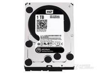 WD/西部数据 WD1003FZEX 单碟1T 台式机硬盘  7200转64M 单碟黑盘