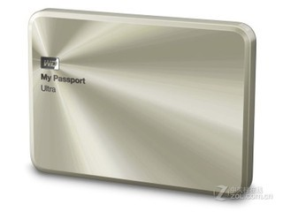 西部数据My Passport Ultra 周年纪念版 1TB(WDBTYH0010BCG)