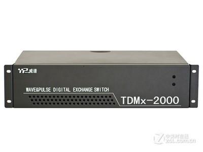 WP TDMx-2000EX-1(1路PRI带56分机)