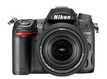 尼康D7000 单反数码相机带18-140mm VR镜头套装