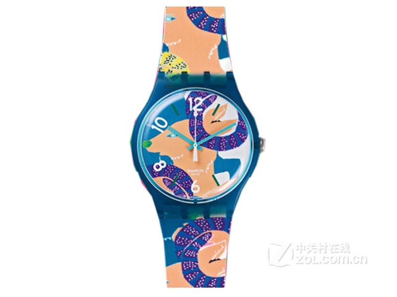Swatch Touch整体外观图