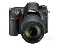 Nikon/尼康D7200(单机 2416万有效像素 全高清1080) 天猫4439元