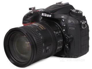 尼康D7200套机(18-105mm)