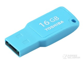东芝随闪 USB2.0 TransMemory mini(16GB)