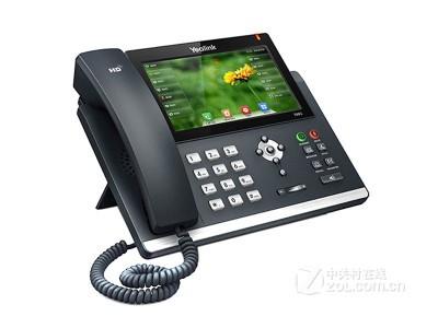 亿联 7英寸触摸屏SIP话机T48G