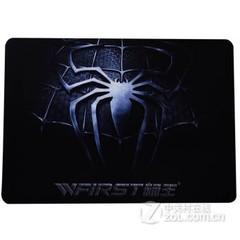 标王个性鼠标垫 蓝蜘蛛