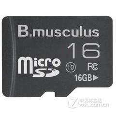 曼卡路TF(Micro SD)存储卡 Class10(16G)