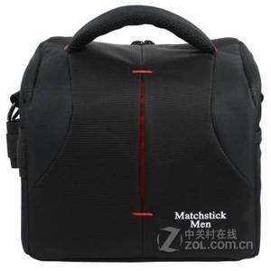 火柴人 HK06 火柴人(MatchstickMen)HK06 一机一镜单反相机包适用于佳能,尼康索尼单反微单系列