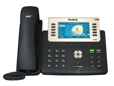 亿联 千兆彩屏SIP话机SIP-T29G