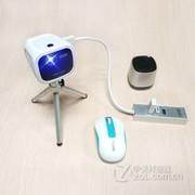 韩国国际品牌酷迪斯iCodis家用投影仪便携智能超清投影机CB-100 套装B