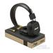 马歇尔MARSHALL MAJOR II 二代 头戴式监听耳机 便携摇滚 手机音乐耳麦 MAJOR 1代黑金色