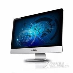 狄派一体机电脑J1900四核18.5英寸家用娱乐游戏台式电脑4G内存+500G SSD