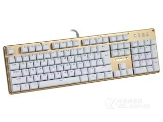 狼蛛F2010机械键盘混光版