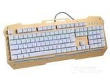 狼蛛收割者专业游戏机械键盘