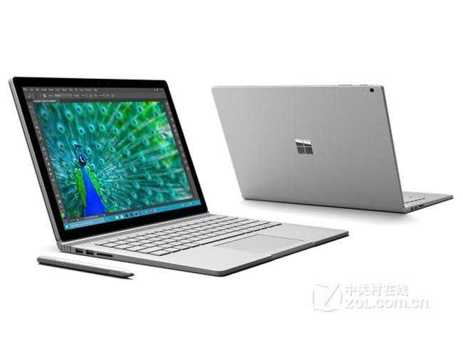 微软SurfaceBook