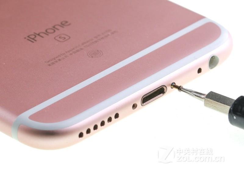 苹果iPhone 6S(全网通)专业拆机