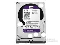 西部数据紫盘6TB SATA 3.5寸(WD60PURX)