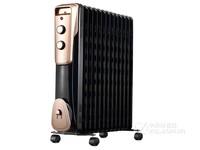 美的油汀取暖器家用13片 油丁电暖气省电暖炉 电热式办公室电暖器