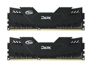 Team 冥神Dark 8GB DDR3 2400