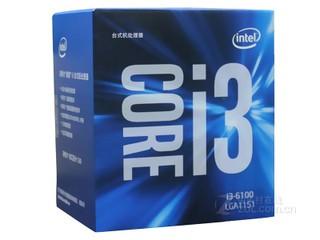 Intel 酷睿i3 6100