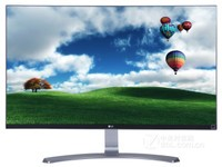 LG 27UD68-W 27吋IPS窄边框4K液晶显示器HDMI+DP 正品顺丰送6服务