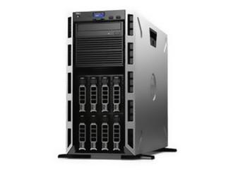 戴尔易安信PowerEdge T430 塔式服务器(Xeon E5-2630 v3*2/8GB*2/1TB*2)