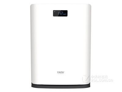 圣诞特价899一台亚都空气净化器KJ455G-S4D智能双滤芯除甲醛雾霾高效净化限量大促
