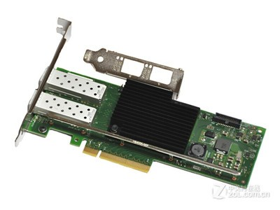 Intel X710-DA2(含2个多模模块)